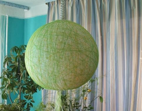 Как сделать китайский шар своими руками